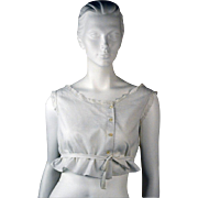 Victorian Bust Bodice circa 1900