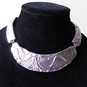 Large Bold Yaacov Heller Necklace