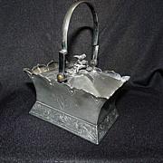 Jewel Box, Silverplate