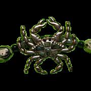 SALE Fossil coral, Sakota (sugar-cane)  Emeralds : Crabby Coral