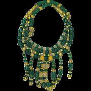 SALE Genuine Emerald beads : Cleopatra (Emeralds!)