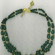 SALE Genuine Emerald beads : La Emerald Fantastico