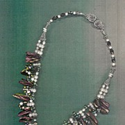 SALE Spiny Oyster Cultured Pearls : Mermaid - (Cultured Pearls)