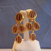 Edgar Berebi Earring Color In Art Earrings
