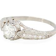 Setting Supreme - Diamond Engagement Ring