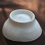 19th Century English Wedgewood  Cream Earthenware Mold