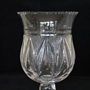 SALE English Victorian Celery Vase