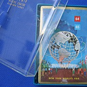 SALE 1964 & 65 N.Y. World's Fair Stancraft Playing Cards