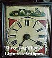Three Dog Time & Light Antiques