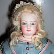 Beautiful French Fashion Doll - Jumeau
