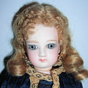 REDUCED All original Jumeau Child French Fashion Doll