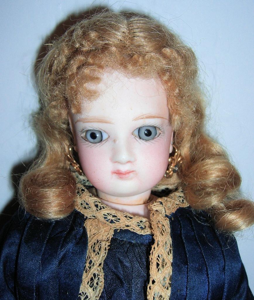 All original Jumeau Child French Fashion Doll