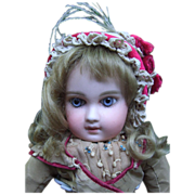 """13"""" Second Series Jumeau Antique Doll  - Layaway"""