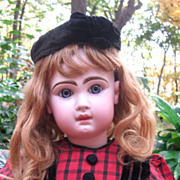 "SALE HUGE 30"" Jumeau Antique Doll - Layaway!"