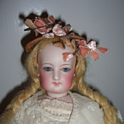 Antique FG french fashion Doll - Layaway!