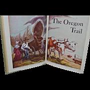 SALE The Oregon Trail by Francis Parkman, Thomas Hart Benton (illustrator). Garden City, New Y