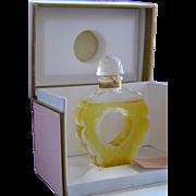 SALE Nina Ricci Boxed Perfume Bottle Coeur Joie Crystal Heart Unopened