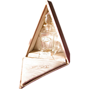 """SALE Boxed Perfume Bottle """"I Do"""" Great Condition Kathryn Palmer"""