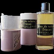 Boxed Perfume Bottle Unused Robert Piguet Parfum Fracas 4 OZ