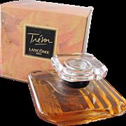 Tresor Perfume Bottle in Box Unused 1990