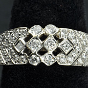 1.20 Carat Diamond Band