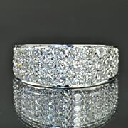 SALE 1.75 Carat Diamond Band / CLEARANCE SALE!!