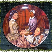 1983 Melanie Gives Birth~~Edwin M. Knowles Collectors Plate, Marked 50% Off