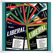 SALE 1927-29 Rare Windle's Liberal Magazines Formerly Brann's Iconoclast, Marked Over 50% Off