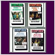 SALE Six 1978 Star Trek Fotonovels #5-6, #9-12, Marked Over 50% Off