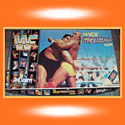 1988 WWF VCR WrestleMania Game by Acclaim Entertainment Inc.