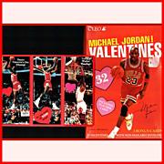 1991 Michael Jordan Valentines by Cleo Inc.