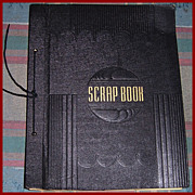 SALE Lt. Henry Geissler's Wife/Family WWII Scrap Book, 108 V-Mails, Photos, Letters