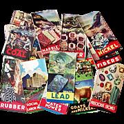 1939 New York World's Fair Brazil Pavilion Souvenir Pamphlets