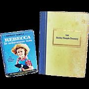 The Shirley Temple Treasury & Rebecca of Sunnybrook Farm Books