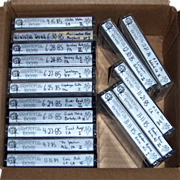 SOLD 16 Grateful Dead Live Concert Tapes 1984 Thru 1986, Group 4