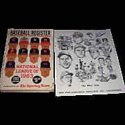 Curt Simmons Autographed Baseball Memorabilia