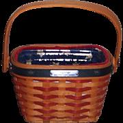 2001 Longaberger Inaugural Basket