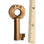 SOLD PRR Pennsylvania Railroad Switch Key by Adlake