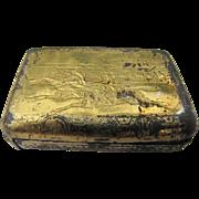 Circa 1900 Bryant & May's Wax Vestas Tin (Match Safe)