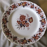 SOLD Royal Cauldon MAJESTIC Dinner Plate (5 Available)
