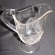 SALE EAPG Creamer, BARBERRY, (2 Available)