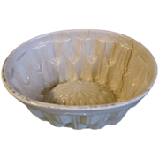Vintage English Pudding or Jelly Mold