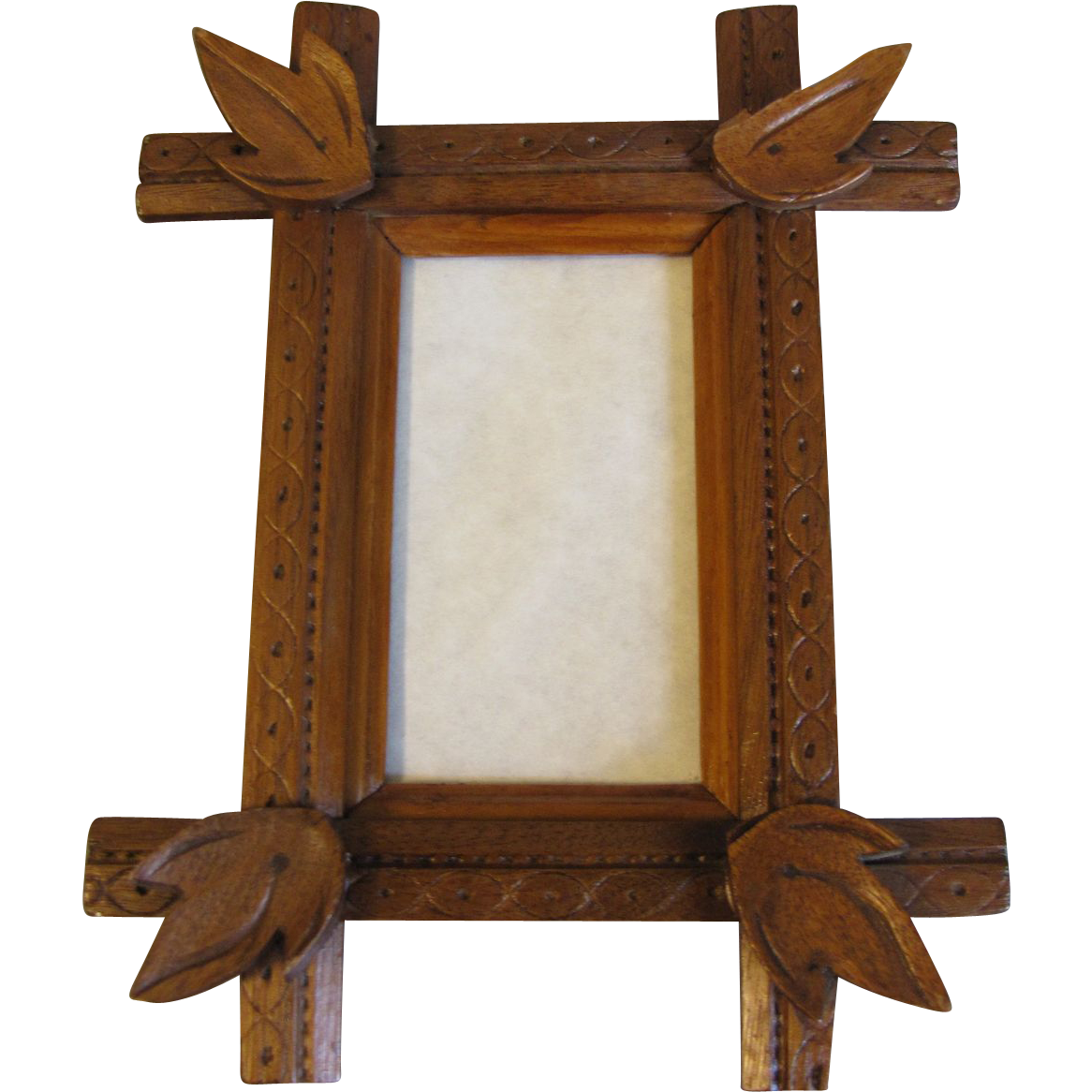 Antique Wood Picture Frames  eBay