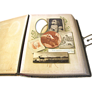 Most Unusual Victorian Photo Album,  Works of Old Master Artists