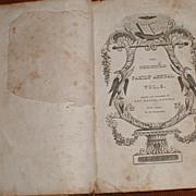 """The Christian Family Annual Vol. 3, Rev. Daniel Newell New York 1844"