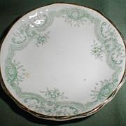 Lovely Porcelain Butter Pat YORK J & G Meakin England