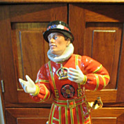 "Limited Edition ""Colonel Fairfax"" By Royal Doulton"