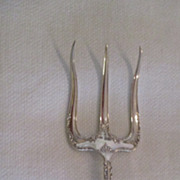 English Bread Fork C:1894
