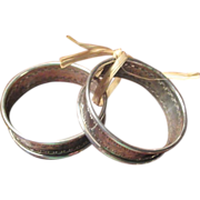 Pr. Sterling Reed & Barton Napkin Rings