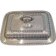 SALE Wallace Covered Entree Dish